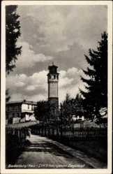 Postcard Blankenburg am Harz, Das SVK Erholungsheim Ziegenkopf
