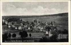 Postcard Breitenau Westerwald Rheinland Pfalz, Sommerfrische, Totalansicht