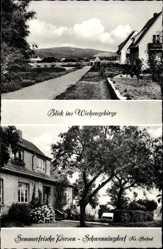 Postcard Schwenningdorf Rödinghausen, Wiehengebirge, Sommerfrische