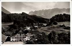 Postcard Weissbach Bad Reichenhall in Oberbayern, Gasthaus Obermühle, Fam. Schreyer