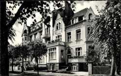 Postcard Bad Neuenahr Ahrweiler in Rheinland Pfalz, Ruhrknappschaftshaus