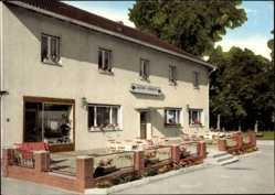Postcard Freihöls Fensterbach Oberpfalz, Pension Gasthof Auerbach