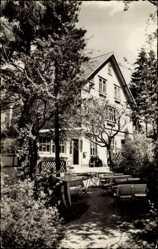 Postcard Hohegeiß Braunlage im Oberharz, Waldhotel Dicke Tannen, H. Störa