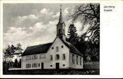 Postcard Kirchzarten im Breisgau, Blick auf die Giersberg Kapelle, St. Laurentius