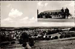 Postcard Waldbröl, Ortschaft, Schullandheim des Humboldt Gymnasiums Düsseldorf