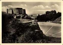 Postcard Góra Świętej Anny St. Annaberg Oberschlesien, Freikorpsdenkmal
