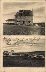 Postcard Weiler Boppard im Rhein Hunsrück Kreis, Gasthaus Rheinbay, Gesamtansicht