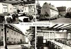 Ak Schmannewitz Dahlen in Sachsen, Evangelisches Lutherisches Rüstzeitheim
