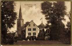 Postcard Bodenburg Bad Salzdetfurth Niedersachsen, Blick auf das Schloss