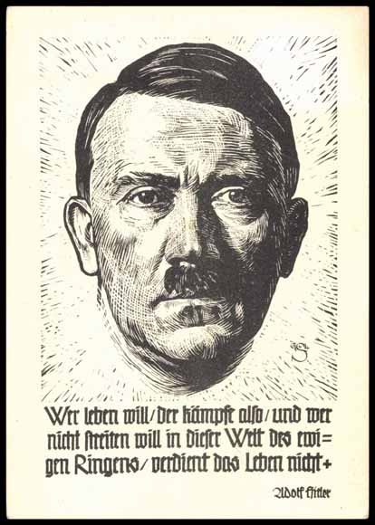 No Artist Hitler And Germany