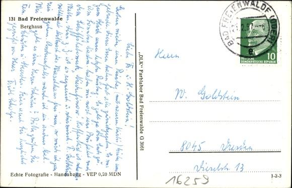 Mädchen aus Bad Freienwalde (Oder)