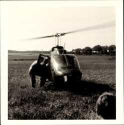 Datiert Hubschrauber-Piloten