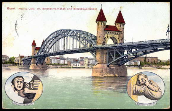 Bröckemännsche und Rheinschiffahrt