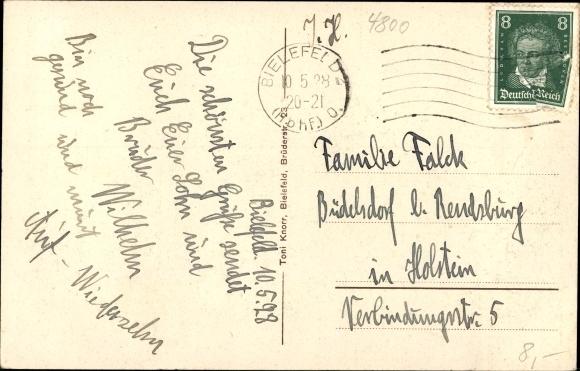 Künstler Bielefeld künstler ansichtskarte postkarte knorr e bielefeld in akpool de