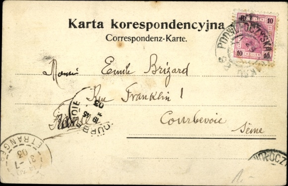 krakow karta polen Postcard Kraków Krakau Polen, Totalansicht von der | akpool.co.uk krakow karta polen