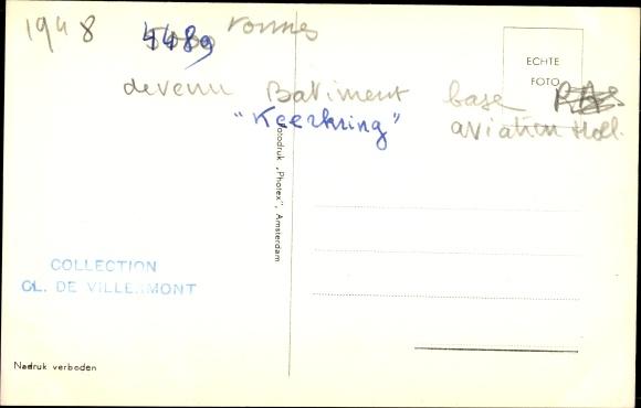 Postcard MS Van Riemsdijk, KPM | akpool co uk