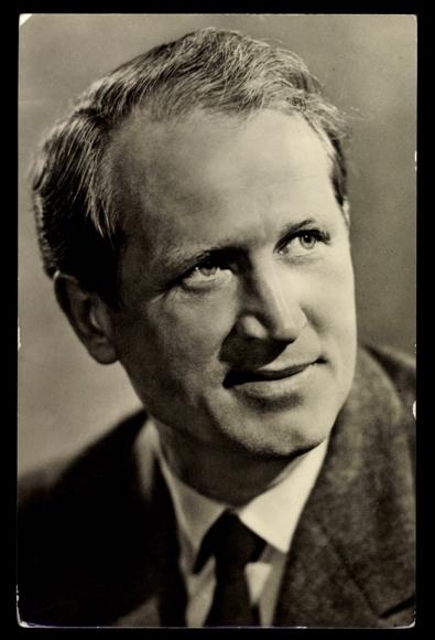Ansichtskarte / Postkarte Schauspieler <b>Wilhelm Koch</b> Hooge, <b>...</b> - 240882