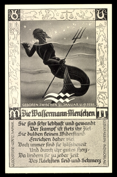 Horoskop: Das Liebesgeheimnis des Wassermann-Mannes - Astrotypologie