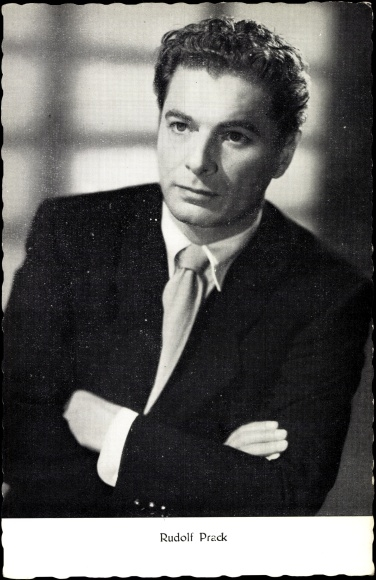 European Film Star Postcards: Rudolf Prack