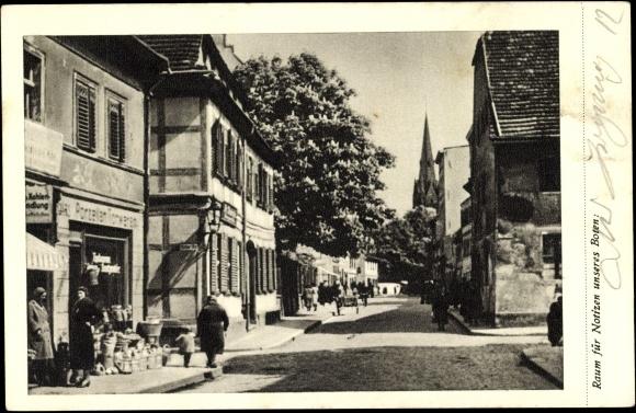 ansichtskarte postkarte spandau berlin bl ten an der. Black Bedroom Furniture Sets. Home Design Ideas