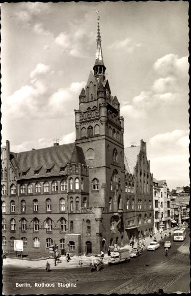 Rathaus Steglitz 1956