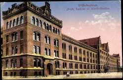 Ak Wilhelmshaven, Große Kaserne II., Werft Division