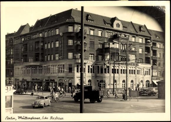 Postleitzahl Berlin Wedding : ansichtskarte postkarte berlin wedding m llerstra e ~ Buech-reservation.com Haus und Dekorationen