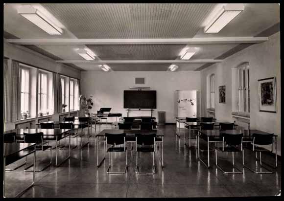 ansichtskarte postkarte l cklemberg dortmund schule. Black Bedroom Furniture Sets. Home Design Ideas