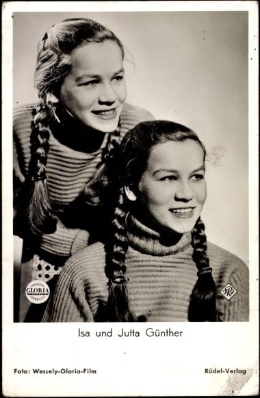 Isa Und Jutta Günther