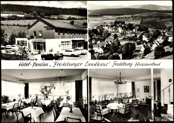 Hotels Pensionen Schmallenberg Bad Fredeburg