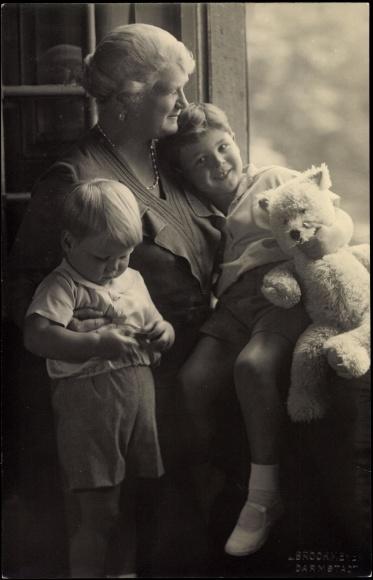 Photo postcard eleonore ludwig andreas alexander for Alexander heinrich