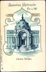 Cp Paris, Exposition Universelle 1900, Porche du Petit Palais
