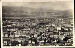 Postcard Maribor Marburg Drau Slowenien, Gesamtansicht der Stadt
