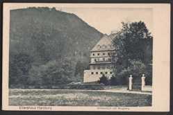 Postcard Bad Harzburg Harz, Westansicht m. Burgberg