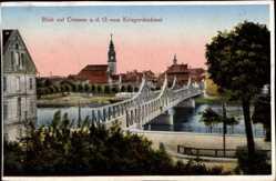 Ansichtskarten Kategorie Krosno Odrzańskie
