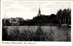 Ak Pełczyce Bernstein Neumark Ostbrandenburg, Am Stavensee