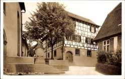 Postcard Schnait Weinstadt im Remstal, Partie am Silchermuseum