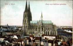 Ansichtskarten Kategorie Kölner Dom
