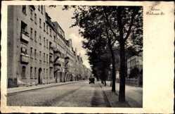Ak Żary Sorau Ostbrandenburg, Priebuser Straße, Wohnhäuser
