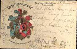 Studentika Ak Kleefeld Hannover, Corps Hannoverania