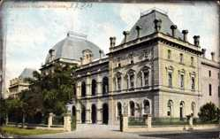 Postcard Brisbane Queensland Australien, Parliament House