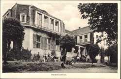 Postcard Störnstein, Blick auf das Deutschlandhaus, Kindererholungsheim Wöllershof