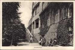 Postcard Störnstein, Blick auf das Westfalenhaus, Kindererholungsheim Wöllershof