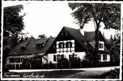 Foto Ak Grafenbuch Lauterhofen, Ansicht vom Forsthaus
