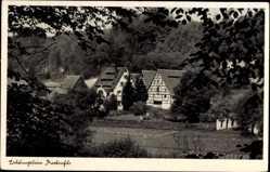 Postcard Altdorf bei Nürnberg, Blick auf das Erholungsheim Prackenfels