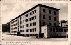 Ak Grabówek Grabau Gdynia Gotenhafen Pommern, Arbeitsmant