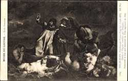 Dante et Virgile, ND 1229