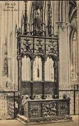 Dreisitz im Chor