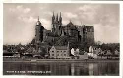Elbpartie mit Albrechtsburg