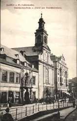 Sachsenhausen, Deutschordenskirche